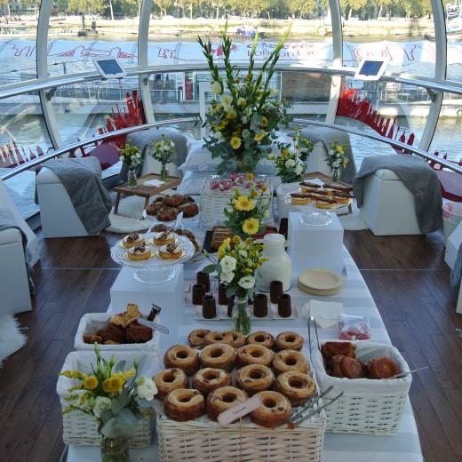 Dominique Ansel, cronut, pastries, UK launch, London, events, events management, London Eye, PR, iconic