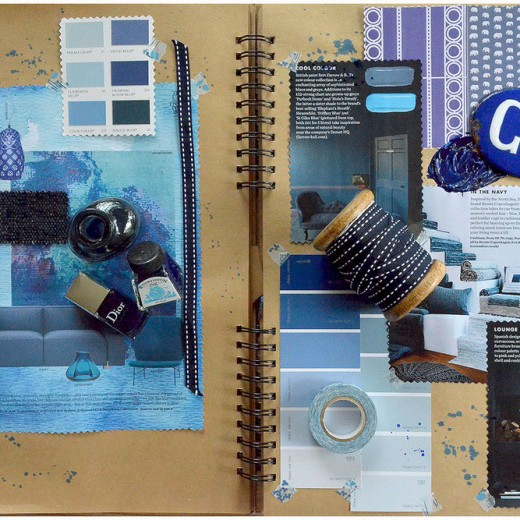 London, events, event professionals, sketch books, artwork, sculptures, artists, textures, wool, paint