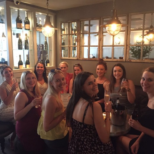 Story Socials, story events, event, archer street, drinks, friday, evening, prosecco