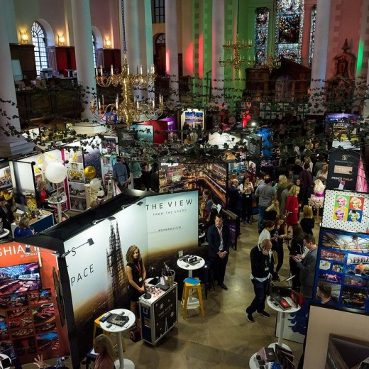 Story events, exhibitions, shows, christmas, events, eventprof, City, London, theming, bespoke, exhibitors, guests, venues, suppliers, entertainment