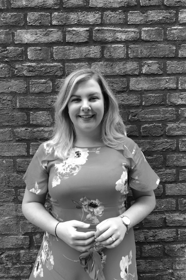 Ellie Jenkins, business development manager, newbie, story events, events, professional