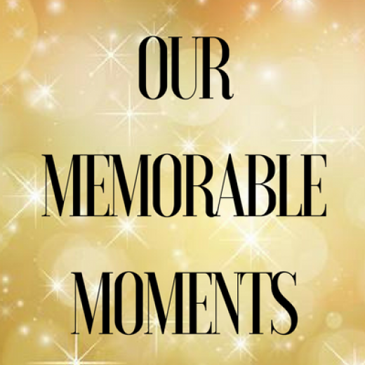Story events, our moments, 2017, celebrations