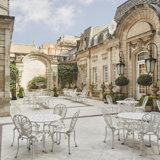 venues, summer, outdoors, events, event professional, dartmouth house, courtyard, london