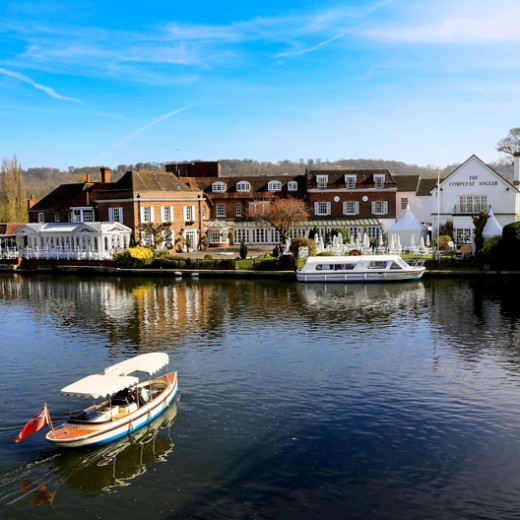 The Compleat Angler, McDonald Hotel, Team Outing, Events, Dinner, Foodie, Countryside, FAM trip, boardroom, events, management, logistics , bedrooms, double bed, decor, view, river, country