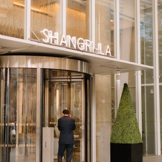 Shangri-La Hotel, London